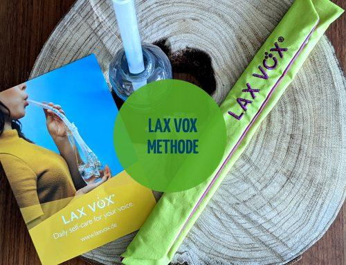 Stimmtraining mit Lax Vox®